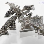 Přírodní stříbro