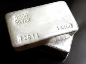 Fyzické stříbro