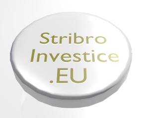 StribroInvestice.eu investiční mince