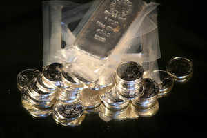 Jednorázový nákup stříbra